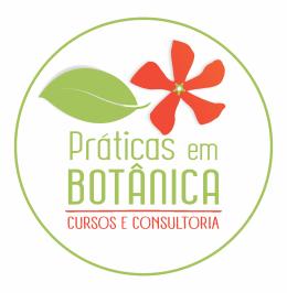logo práticas em Botânica cursos e consultorias